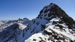Rock Climbing Photo: Mount Adams, Sangre De Cristos