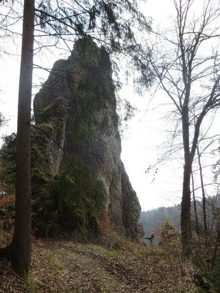 Rock Climbing Photo: Berglerturm