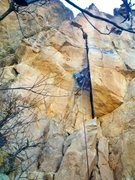 Rock Climbing Photo: Pack a lunch, cuz this thing has it all! From stac...