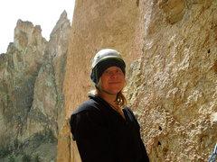 Rock Climbing Photo: Lovin livin