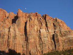 Rock Climbing Photo: Negative Ghostrider
