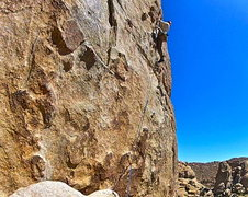 Rock Climbing Photo: JB on Borderline