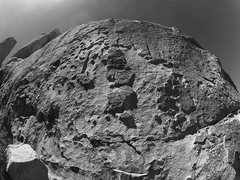 Rock Climbing Photo: Patina Wall