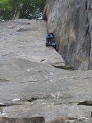Rock Climbing Photo: Nice introduction to New River climbing - varied j...