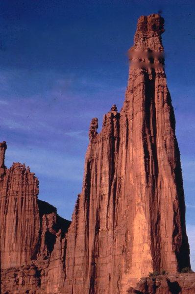 Rock Climbing Photo: The Titan