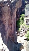 Rock Climbing Photo: Crystalline