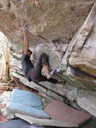 Rock Climbing Photo: Entelechy