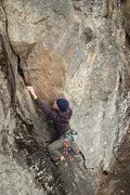 Rock Climbing Photo: one more