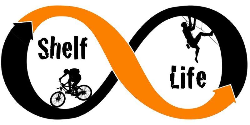 Infinite Shelf Life Logo <br> &quot;Orange&quot;