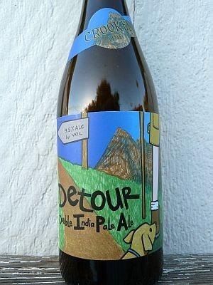 Uinta Brewing Detour DIPA