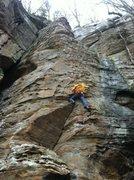 Rock Climbing Photo: Murano 10c