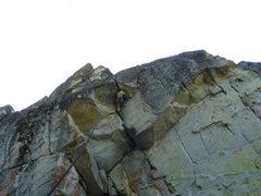 Rock Climbing Photo: Roof #2