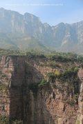 Rock Climbing Photo: Wanxian Mountains 10