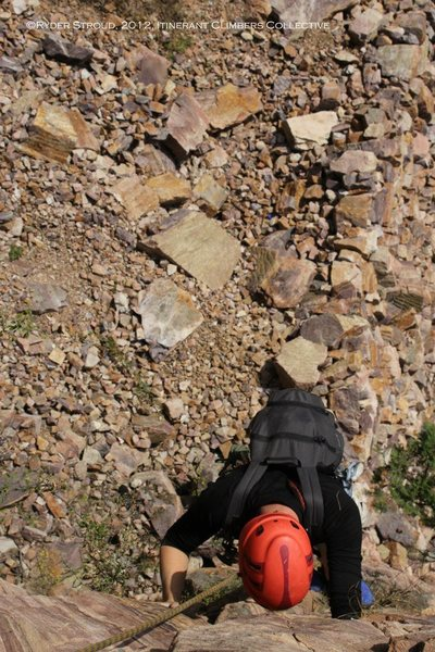 Rock Climbing Photo: Wanxian Mountains 15