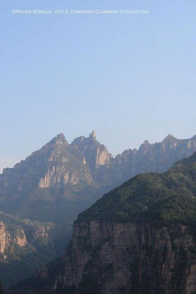 Wanxian Mountains 18