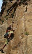 Rock Climbing Photo: Bee Gorge 3