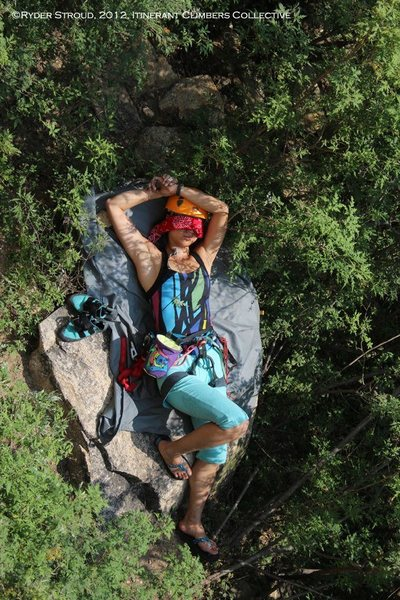 Rock Climbing Photo: Bee Gorge 8