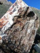Rock Climbing Photo: The Mule