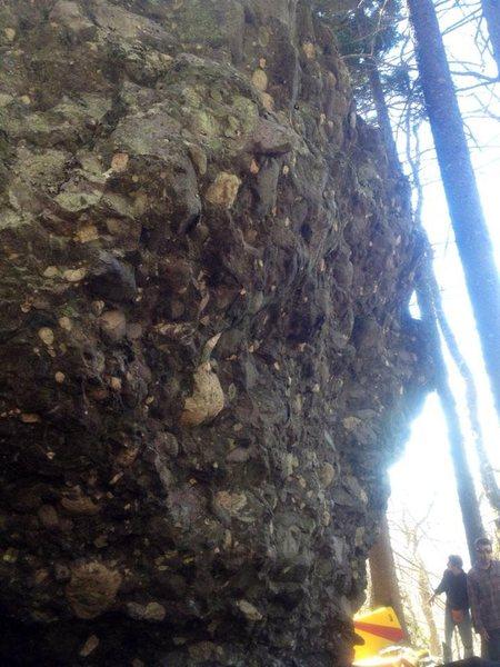 Dropstones in Big Rig
