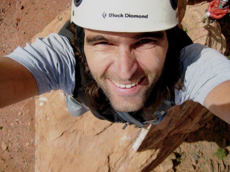 Rock Climbing Photo: summit block of Lighthouse