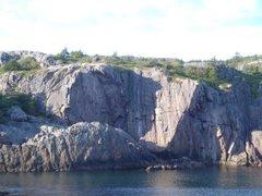 Rock Climbing Photo: Breakwater