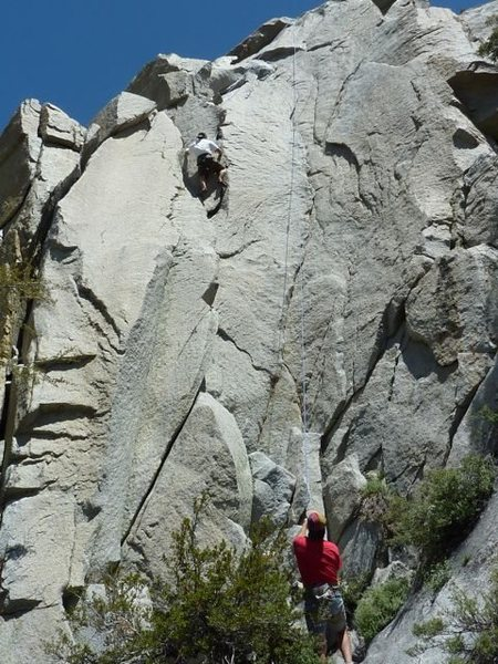 Curt on The Shyster 5.7 - a really fun route!