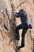 Rock Climbing Photo: Fun!!