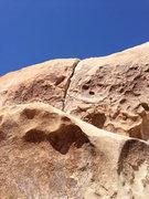 Rock Climbing Photo: Jessica's Crack