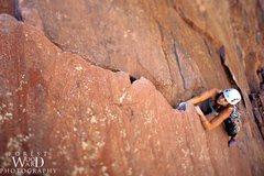 Rock Climbing Photo: Bastile crack. Eldo. Photo by Forest Woodward