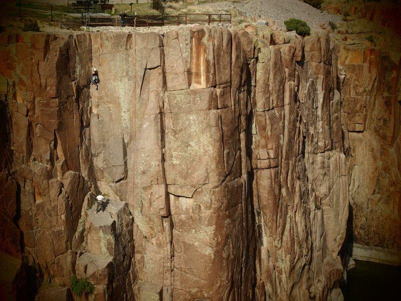 i heart Fremont Canyon. Wyoming