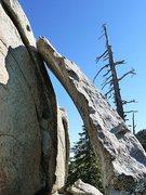 Rock Climbing Photo: Rock formations, Black Mountain