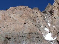 Rock Climbing Photo: martha 2012