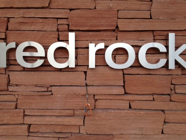 Red Rock buildering problem
