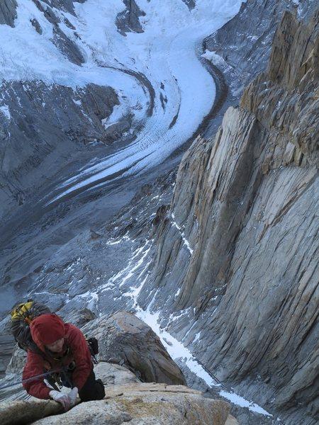 Rock Climbing Photo: Chiaro di Luna