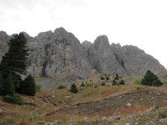 Rock Climbing Photo: The Gates