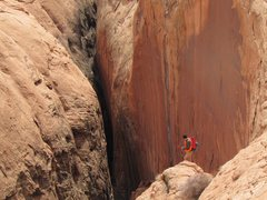 Rock Climbing Photo: Angus