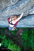 Rock Climbing Photo: david crothers photography. the rose, bolton vt.