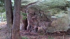 Jäger boulder.