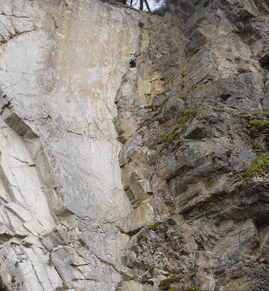 Rock Climbing Photo: Salty Dawg