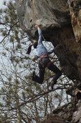 Rock Climbing Photo: weeee