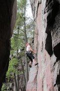 Rock Climbing Photo: Sol