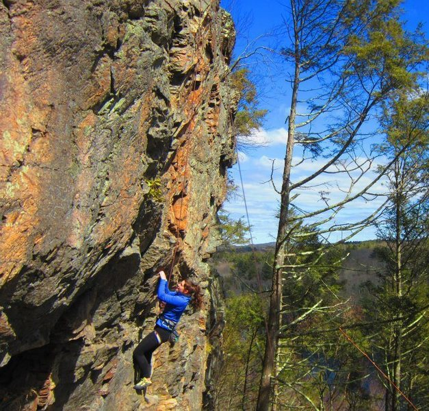 Rock Climbing Photo: ross pond