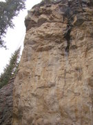Rock Climbing Photo: Lower Ice Box.  The Ice Box now has a slew of New ...