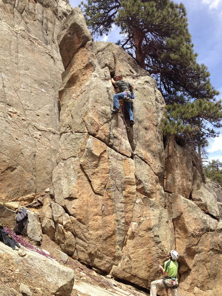 Rock Climbing Photo: Never Mind  Photo: Jake S.