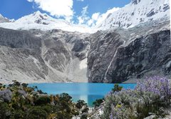 Rock Climbing Photo: Laguna 69 - Cordillera Blanca