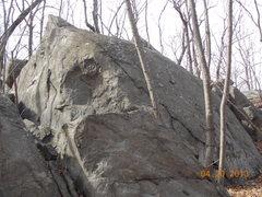 Rock Climbing Photo: Supercrack 2