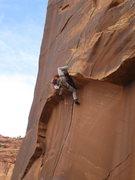 Rock Climbing Photo: lock it down