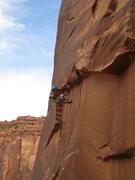 Rock Climbing Photo: then eat shit!