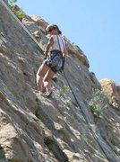 Rock Climbing Photo: Saddle Peak, Malibu