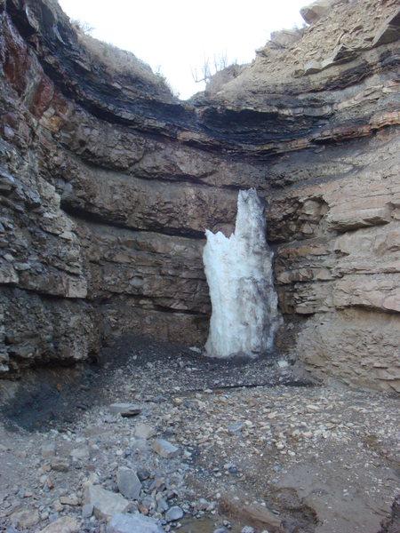 Rock Climbing Photo: Dirtcicle April 30, 2013